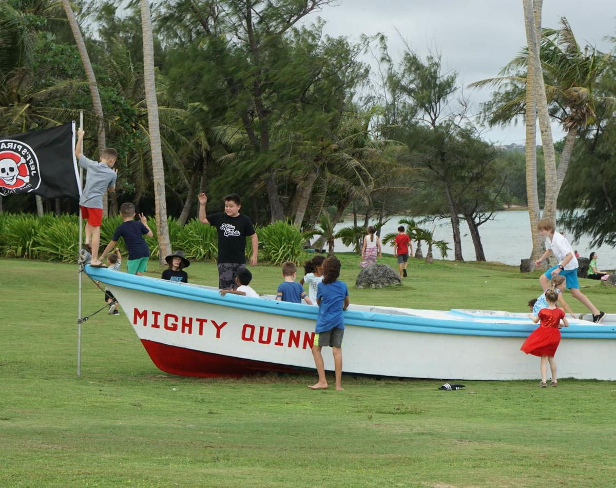 Guam Symphony treats residents to seaside concert - 2