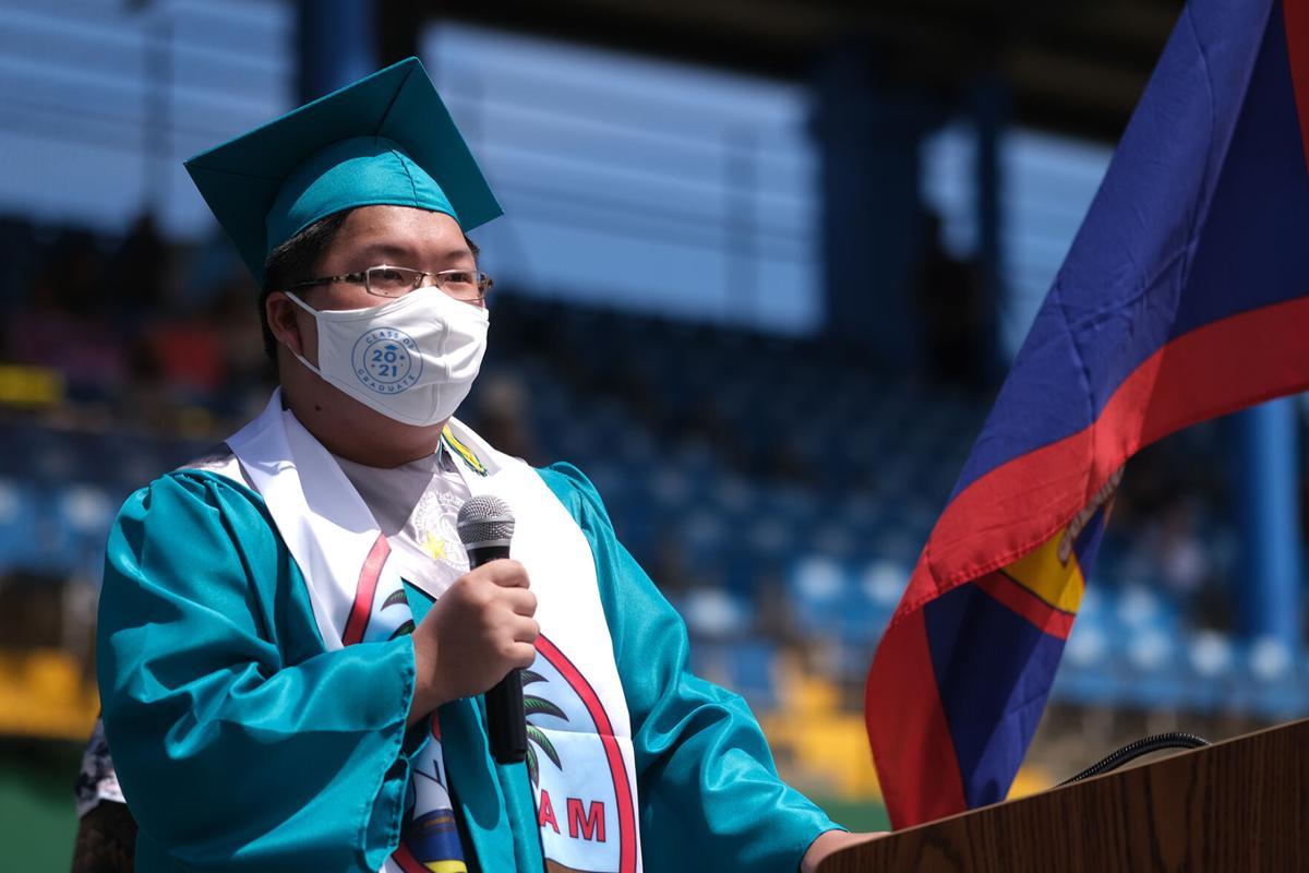 Guahan Academy graduates 20