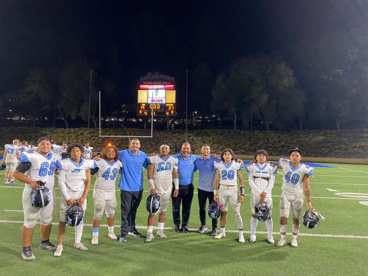 Guam-laden Moorpark Raiders triumph over Santa Ana Dons