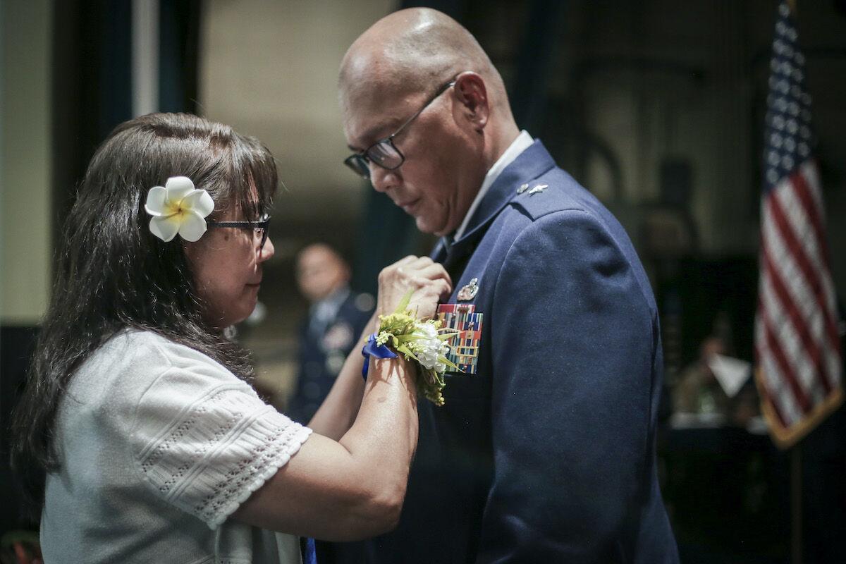 Brig. Gen. Lizama retires after 43 years