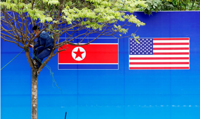 NKorea urges US to change 'hostile policy' on eve of summit anniversary