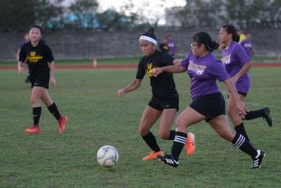 Community soccer adapts to the pressing times
