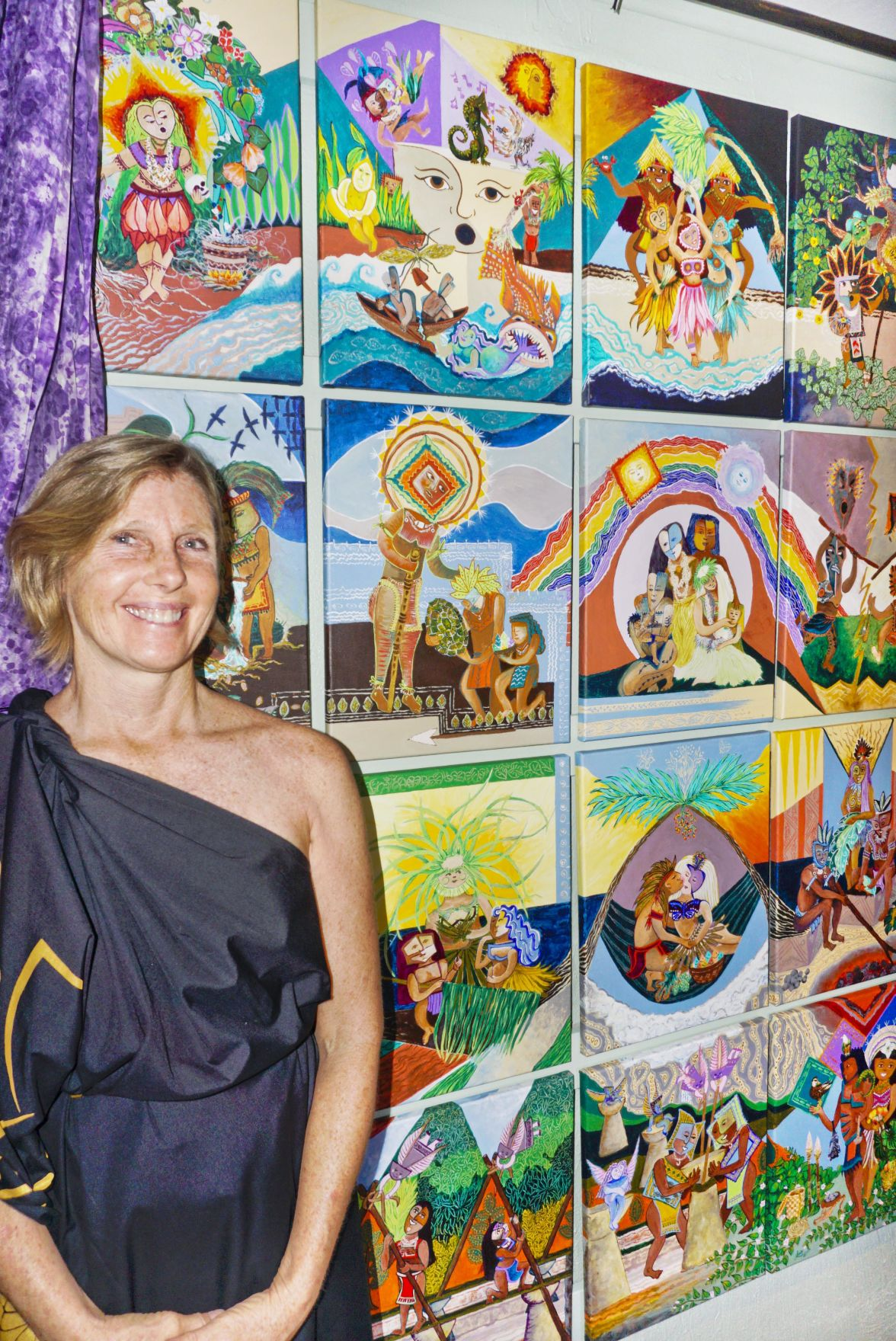 Local artist preserves culture