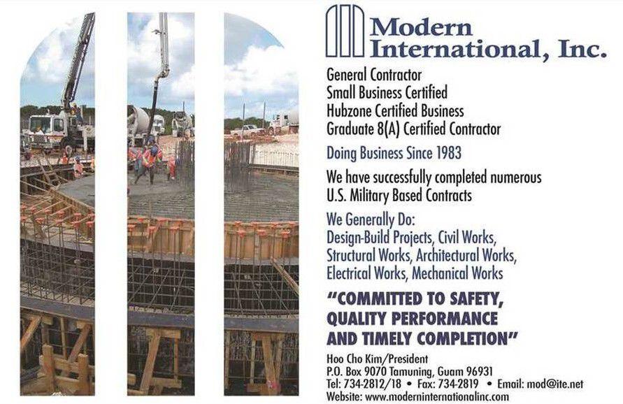Modern International Inc.