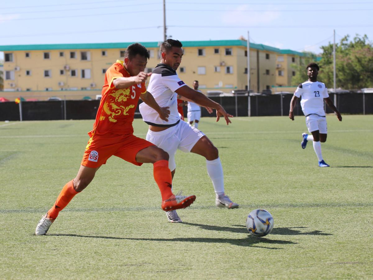 Matao to play Maldives Thursday