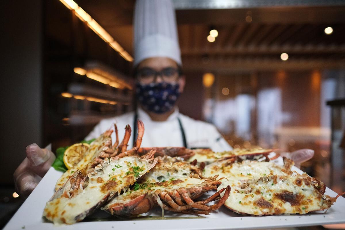 Lotte reopens La Seine Restaurant