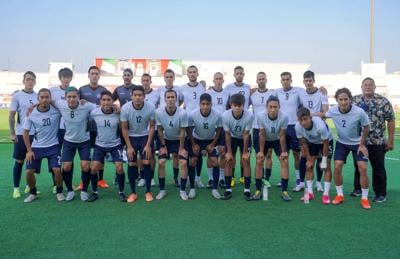 Matao looking to reset after China, UAE matches