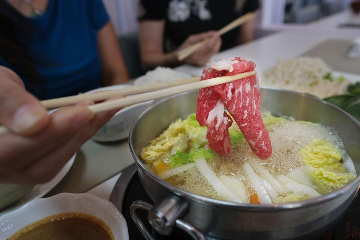 Century serves up mini Shabu-Shabu