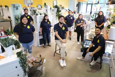 New business expands during challenging time