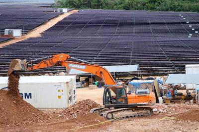 DPW stands firm on solar plant project stoppage