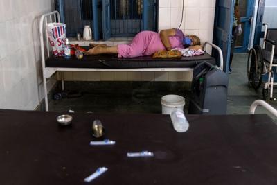 Global concern grows as virus ravages Indian countryside