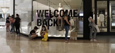 Coronavirus wreaks havoc on America's shopping psyche