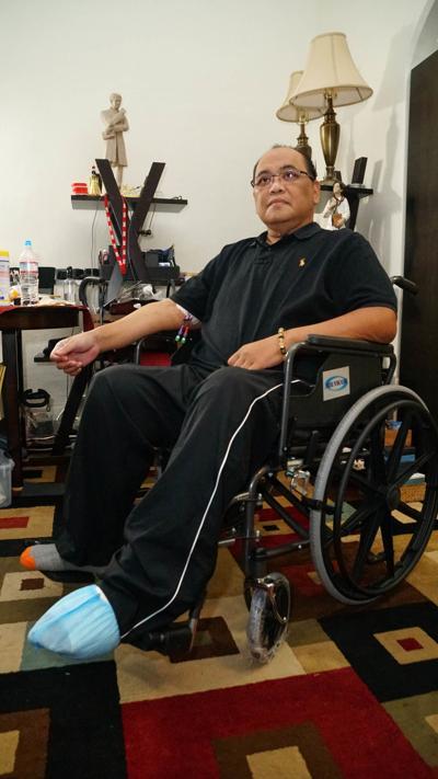 Patient airs concern about nursing shortage