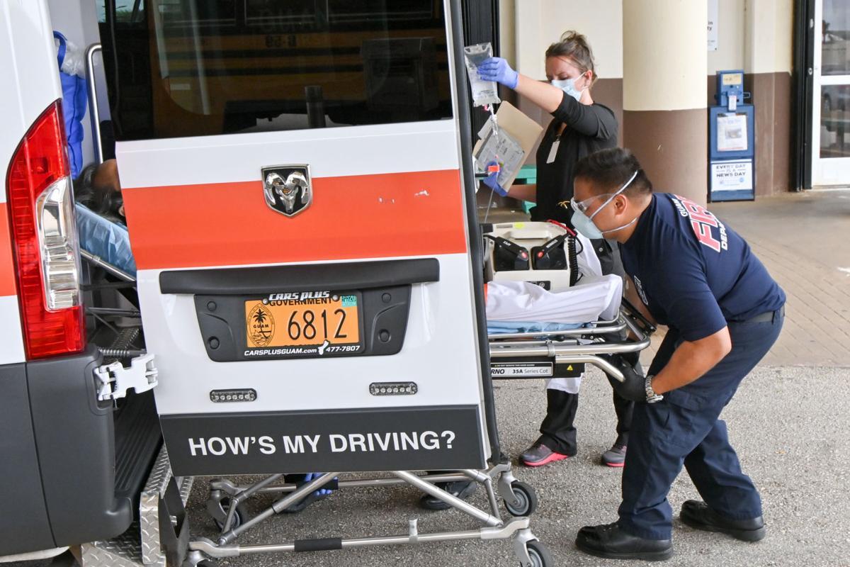 No new cases; GMH COVID-19 unit has zero patients