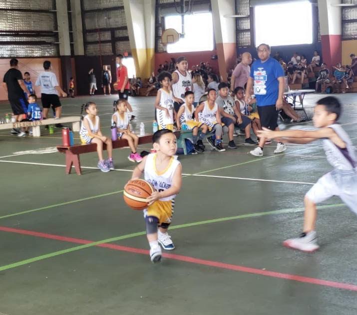 GYBA kicks off summer hoops