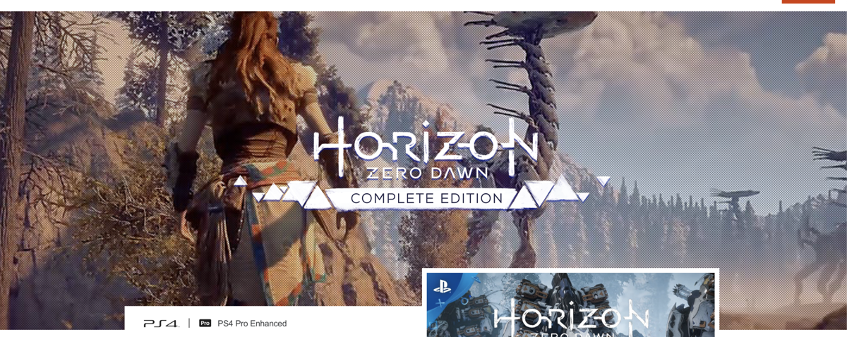 Playstation's 'Horizon: Zero Dawn' is meant to be PC