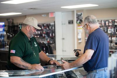 Gun sales are surging. First-time gun buyers are a big reason why
