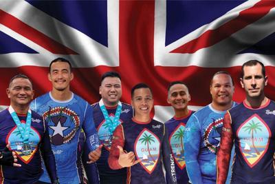 Guam, CNMI at OCR World Championships