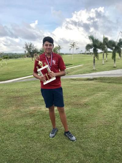 Former SJS Knight Masaki Ujiie advances to NCAA D1 golf at UH Manoa