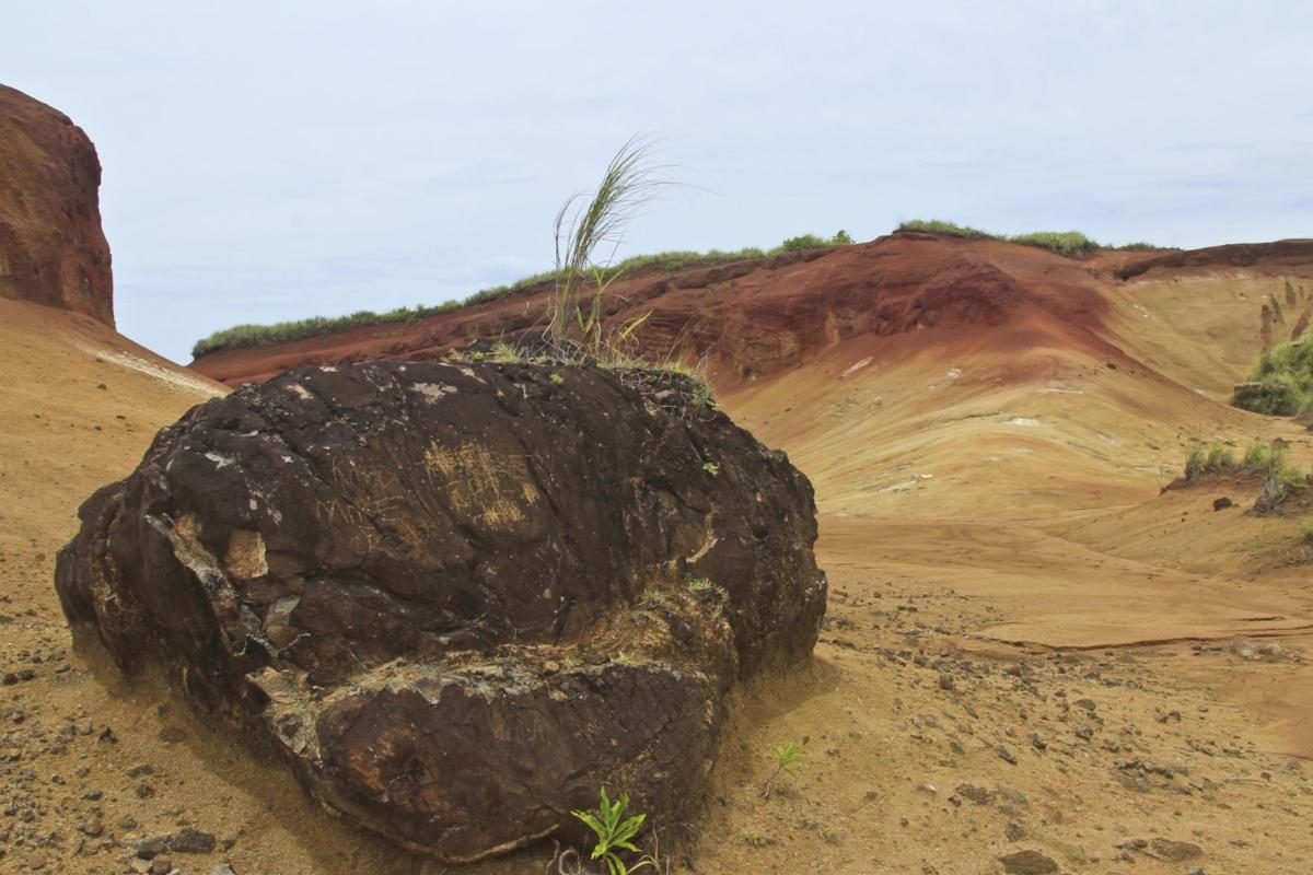 Exploring the Badlands of Southern Guam