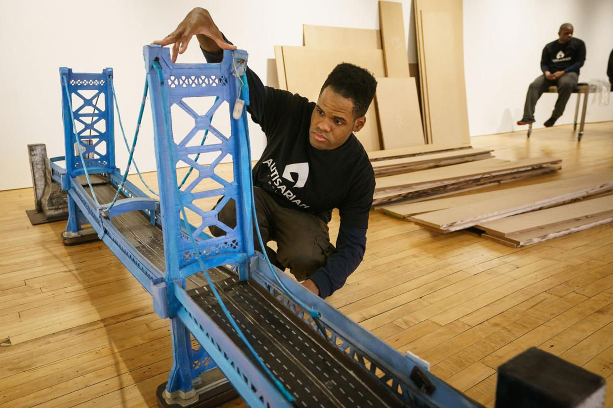 Philly artist with autism finds success