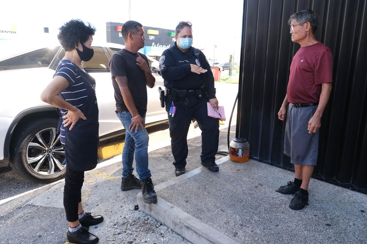 Man, 21, arrested in Tamuning incident