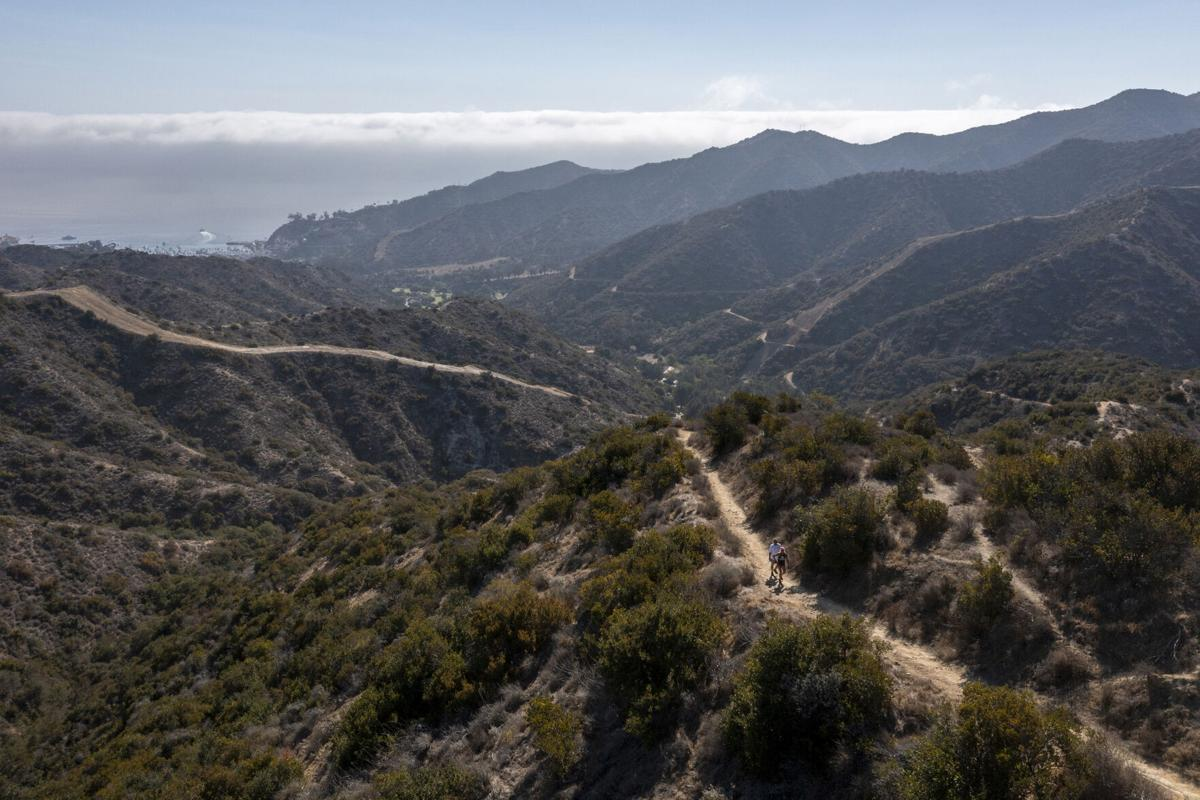 Hiking the Trans-Catalina Trail: A 38.5-mile route of extreme ups and downs