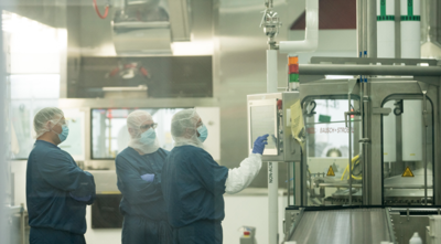 Vast cash, swarms of engineers: Pfizer's race to become biggest COVID-19 vaccine supplier