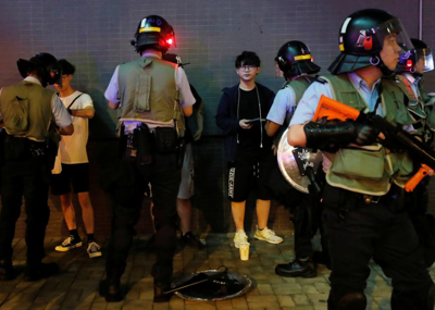 Hong Kong leader pulls extradition bill; too little too late, some say