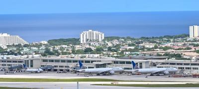 Airport confirms security breach