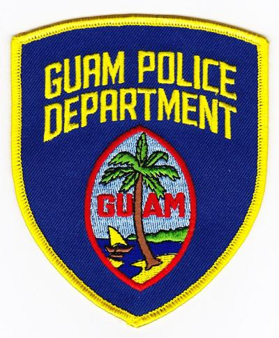 Guam Police Department logo