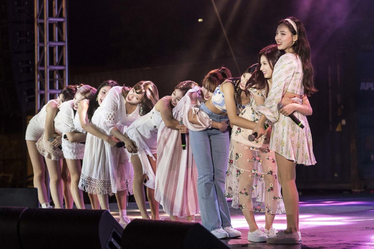 K-pop concert draws thousands | Guam News | postguam com