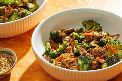 Little sugar goes long way in stir-fry
