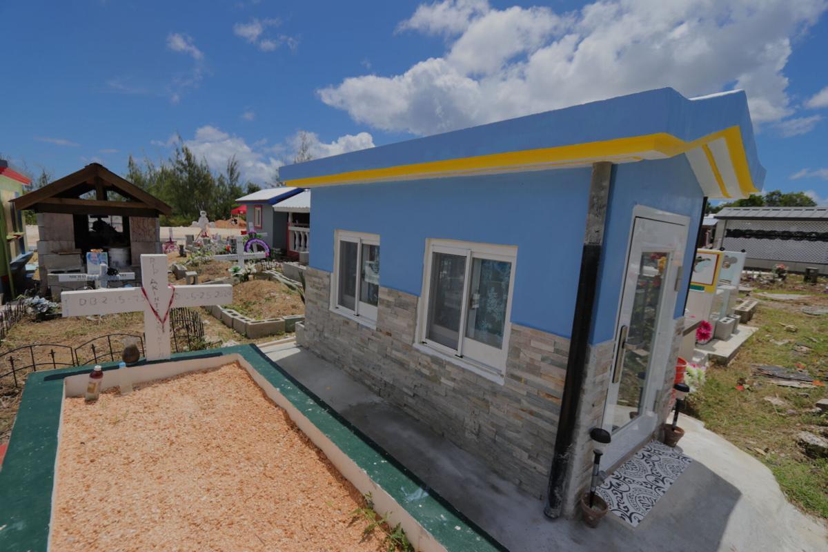 GovGuam to families: Demolish cemetery 'monuments'
