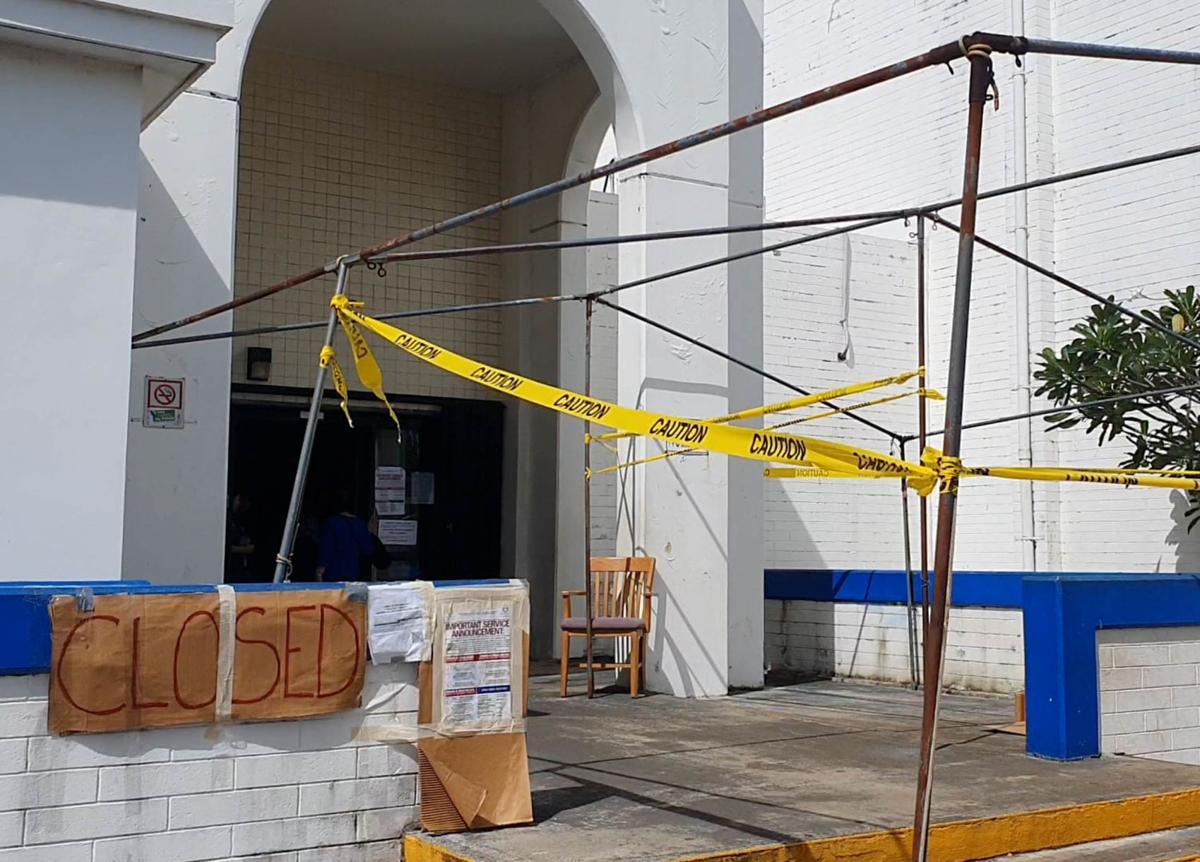 Public Health moving out of Mangilao facility