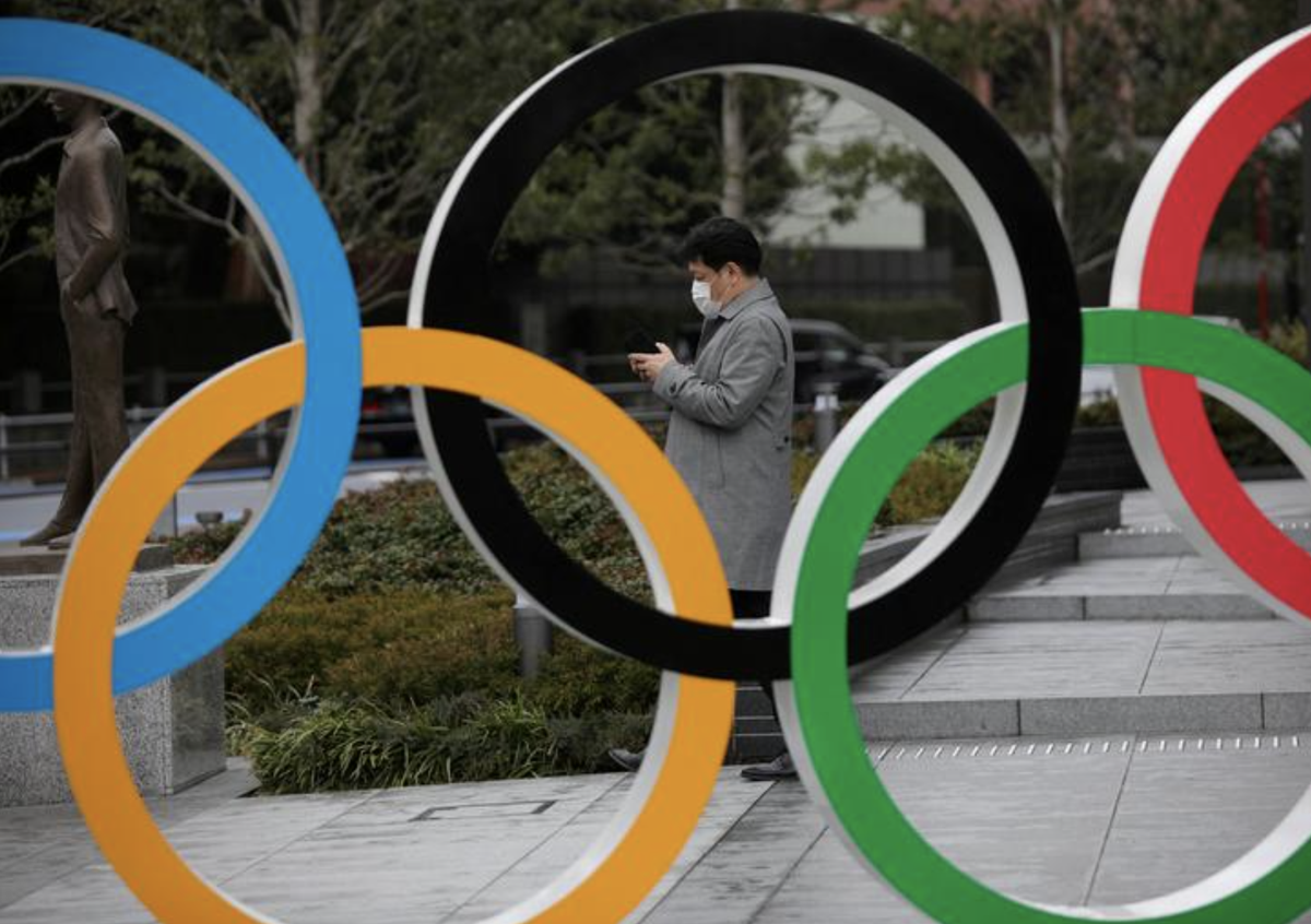 Japan Olympic adviser urges COVID-19 vaccine option for athletes