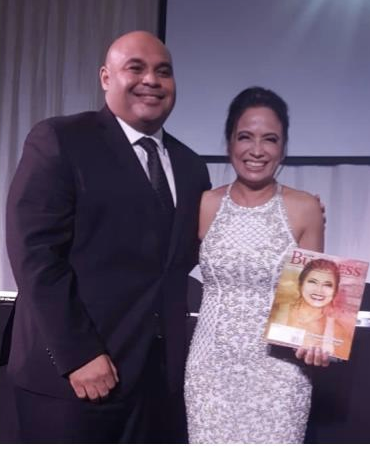 Muna named Guam's top exec of 2019