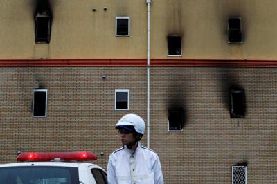 Reports: Arson suspect planned Japan's worst mass killing in 18 years