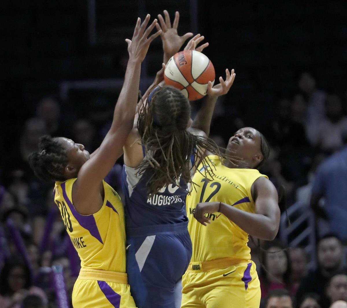Women's sports on the rise, despite naysayers