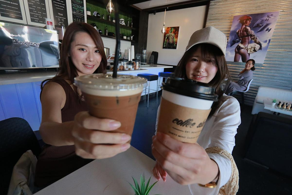 Coffee Slut opens in Tumon