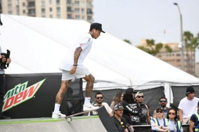 X Games pits old, young in Minneapolis
