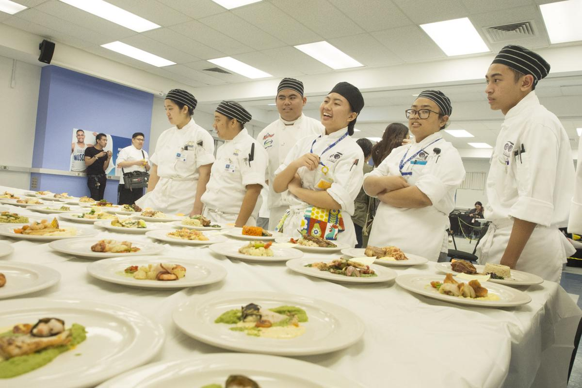If you can't stand the heat: Thriving chefs hone their culinary craft in competition