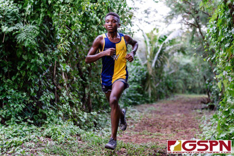 Baden, Johnson win individual All-Island cross-country titles