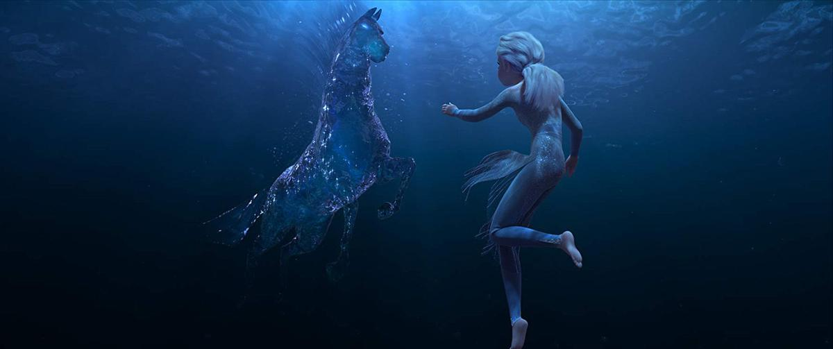'Frozen 2' jumps into political fray