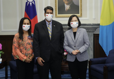 Palau president, others talk about tourism in light of pandemic