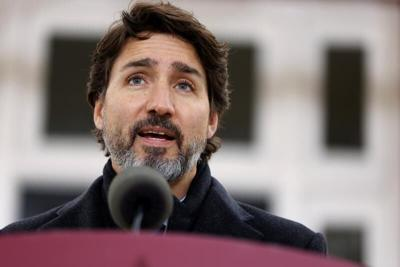 Trudeau calls Chinese sanctions over Xinjiang 'unacceptable'