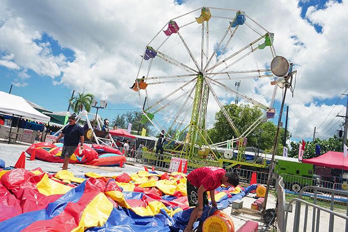 Festival offers food, fun