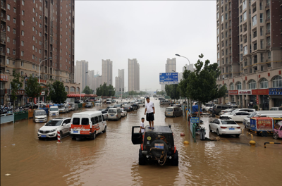 China orders Henan flood probe after death toll surges to more than 300