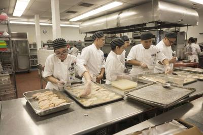 GCC culinary program serving up Thai food today