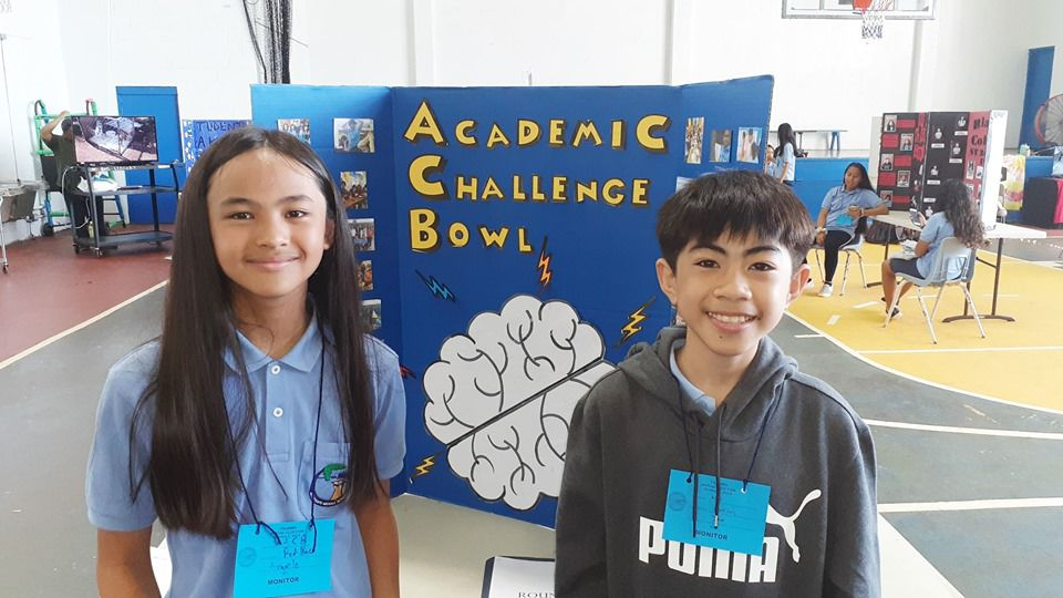 Benavente Middle School encourage student participation